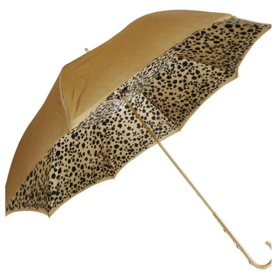 Pasotti animalier. Gyllen leopard
