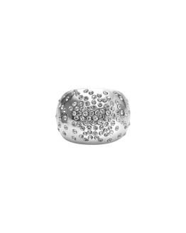 Ring, Mix&Match, Bold Crystal, sølv