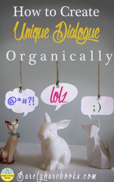 How to Create Unique Dialogue Organically