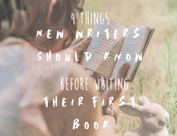 Four Things Young/New Writers Should Know Before Writing a Book