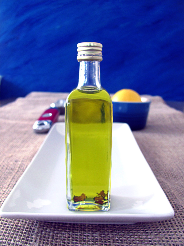 Always make sure you use decent truffle oil. The money you save is not worth it unless you like metallic after-tastes and your hair falling out