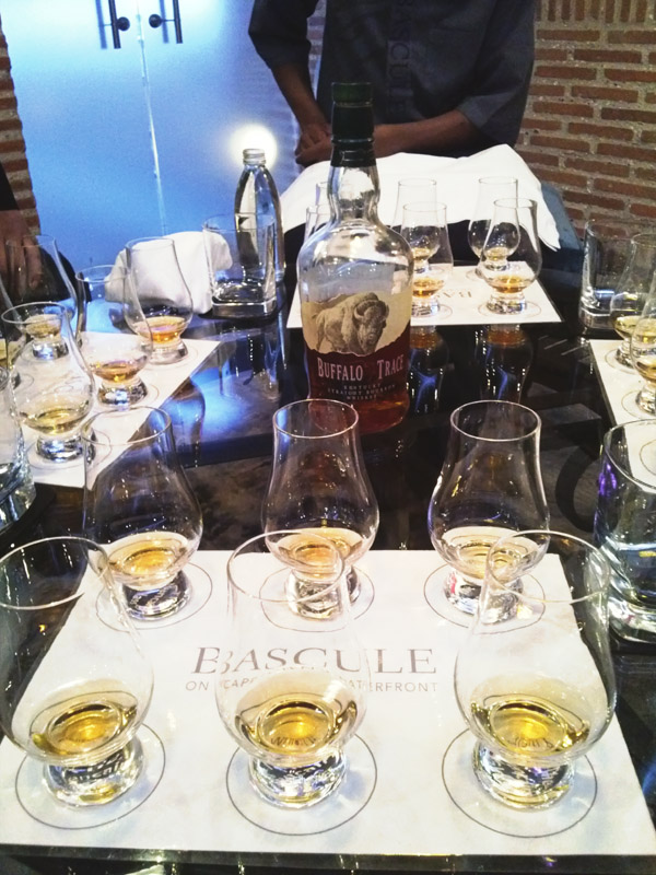 ... And welcome to the Taste of Whisky!