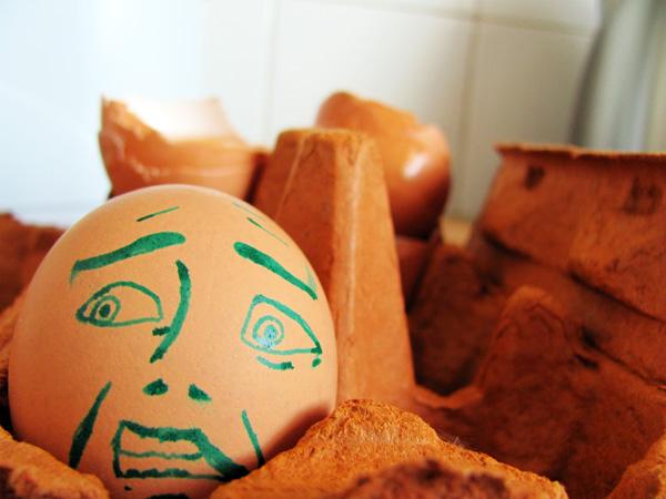 Egg horror movie.