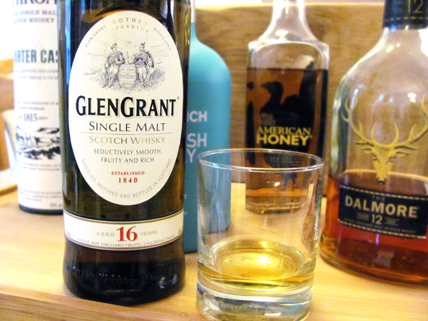 Glen Grant - 16 year old