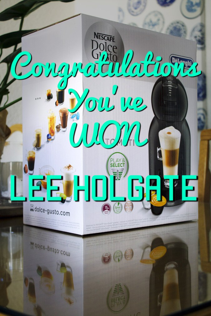 dolce winner - Lee Holgate