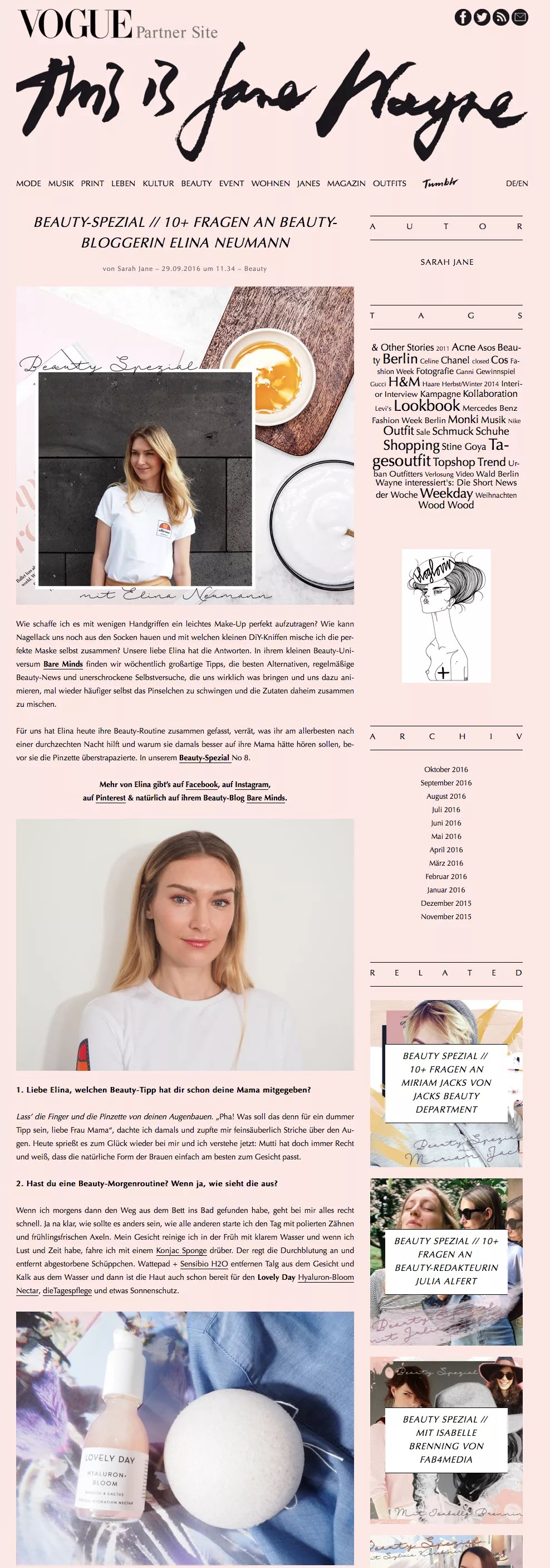 Beautyblog-Blog-bare minds-Elina Neumann-This Is Jane Wayne