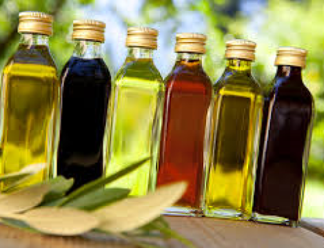 Carrier oils and Essential oils