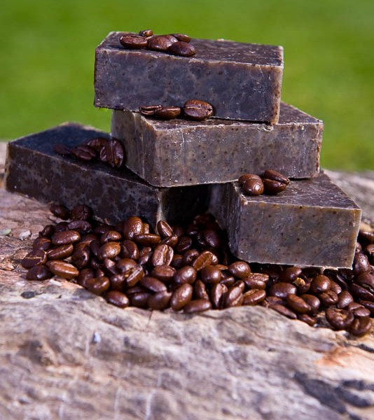 Coffee Kitchen Natural Soap