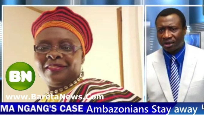 The IG of Dr Sako distances itself from Ma Ngang after her indictment by US Law emforcement Agencies