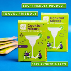 Chilly Margarita Cocktail Mix (Pack Of 4)