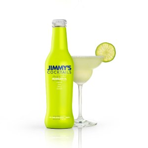 Jimmy's Cocktails – Margarita (Pack of 6)