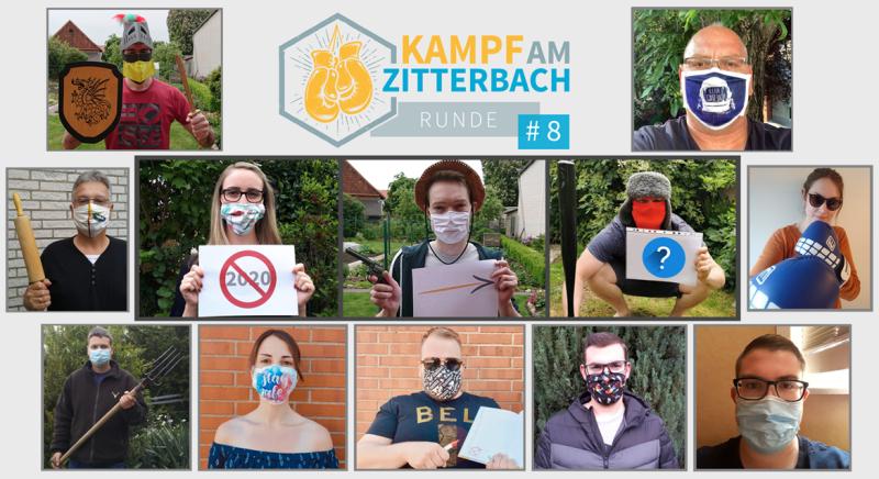 Kampf am Zitterbach 2021
