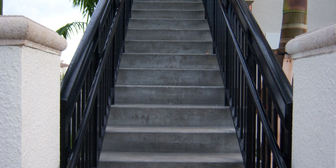 ADA Requirements for Handrails - Barfield Fence and Fabrication