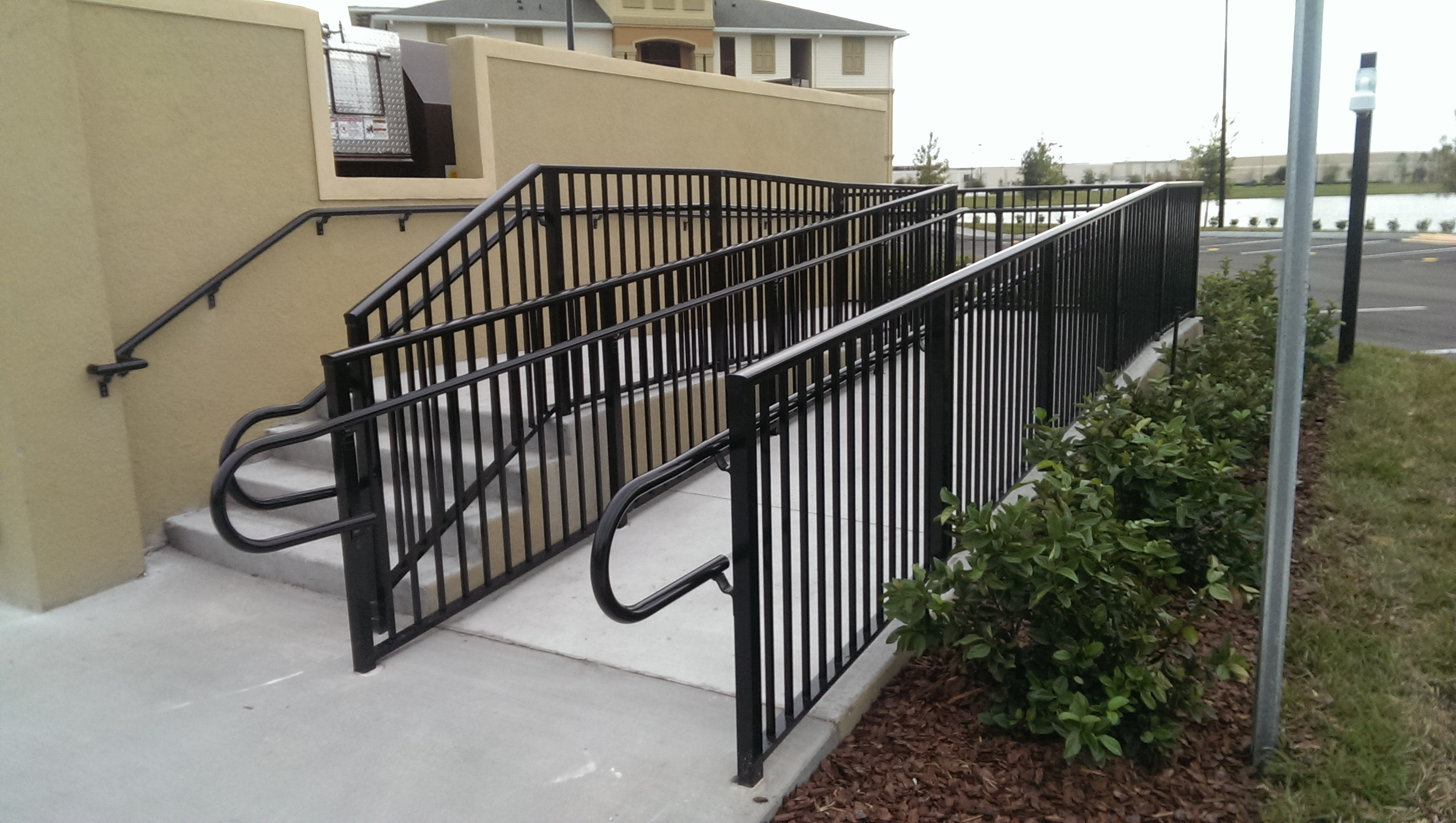Handrails U2013 Florida Building Code 5th Edition (2014)   Barfield Fence And  Fabrication