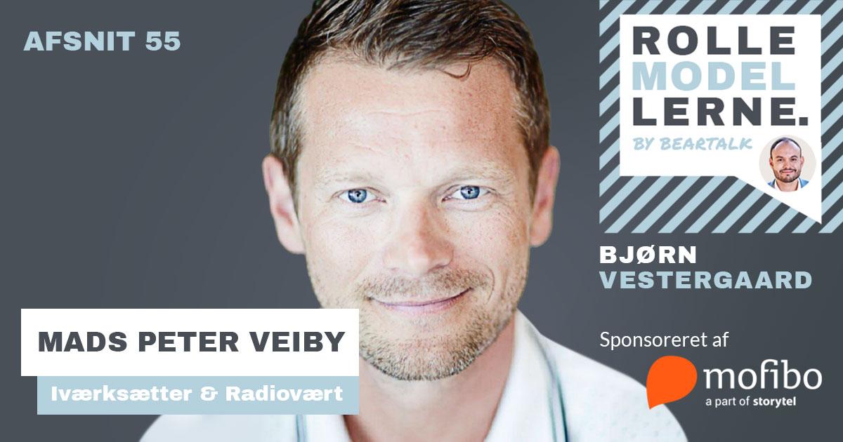 #55 – Mads Peter Veiby – Få serieiværksætterens bedste råd til at finde pladsen i markedet og skalerer forretningen succesfuldt på en 40 timers arbejdsuge