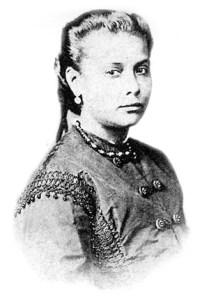 Chiquinha, aged 18