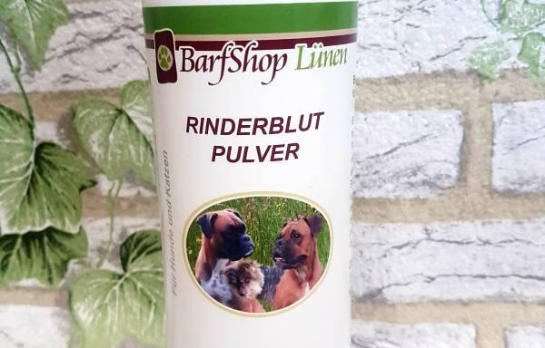 BarfShop Lünen Rinderblut Pulver
