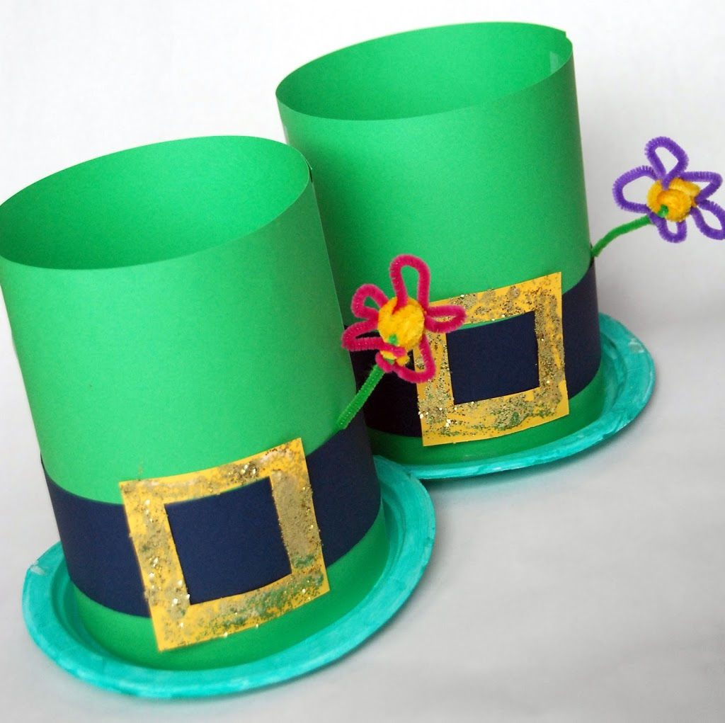 Four Cheap St Patrick S Day Crafts For Kids