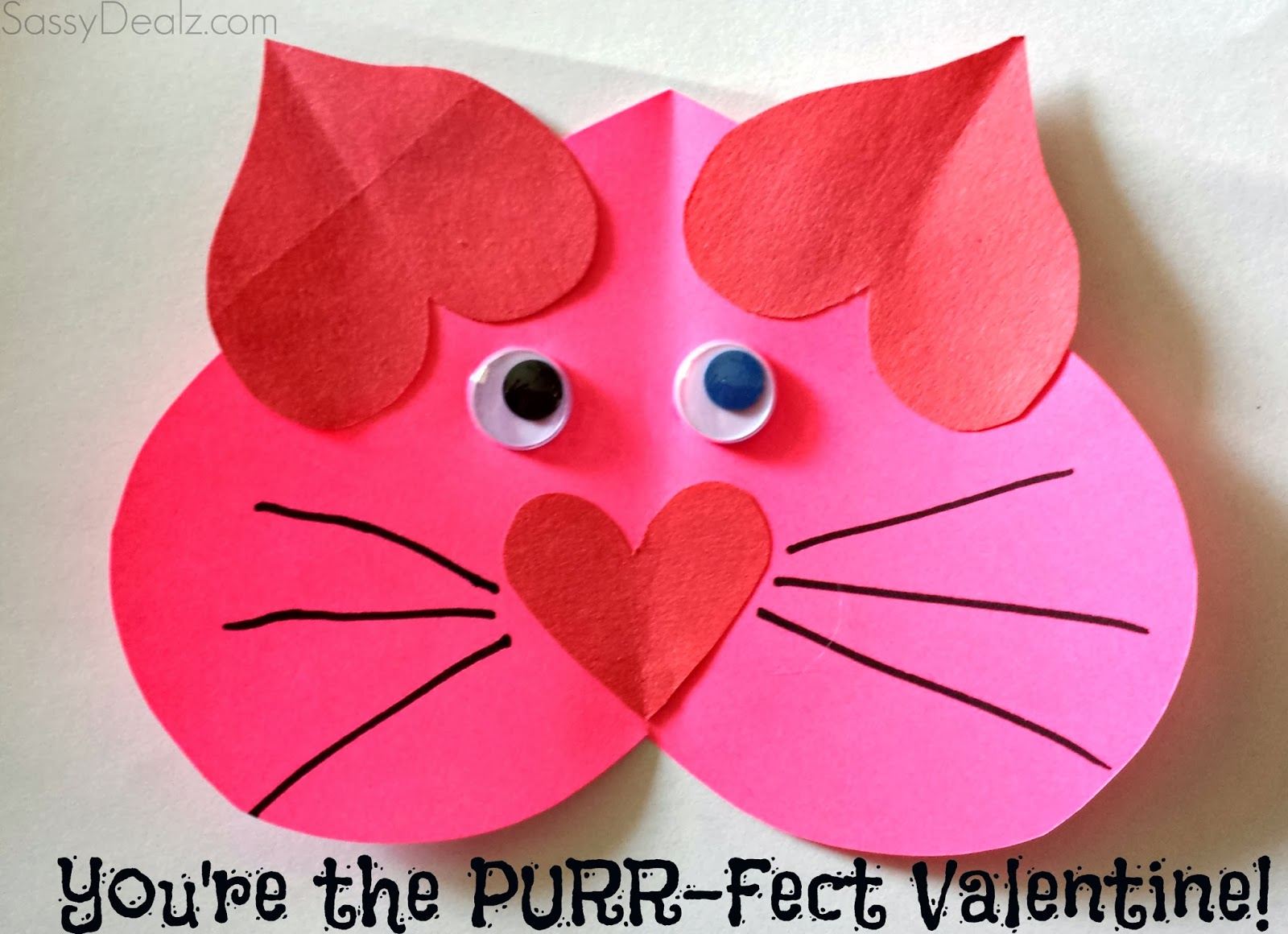 5 Easy And Fun Homemade Valentines Kids Can Make