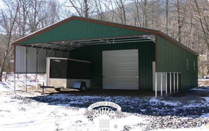 Utility Carport Carports With Storage Buildings
