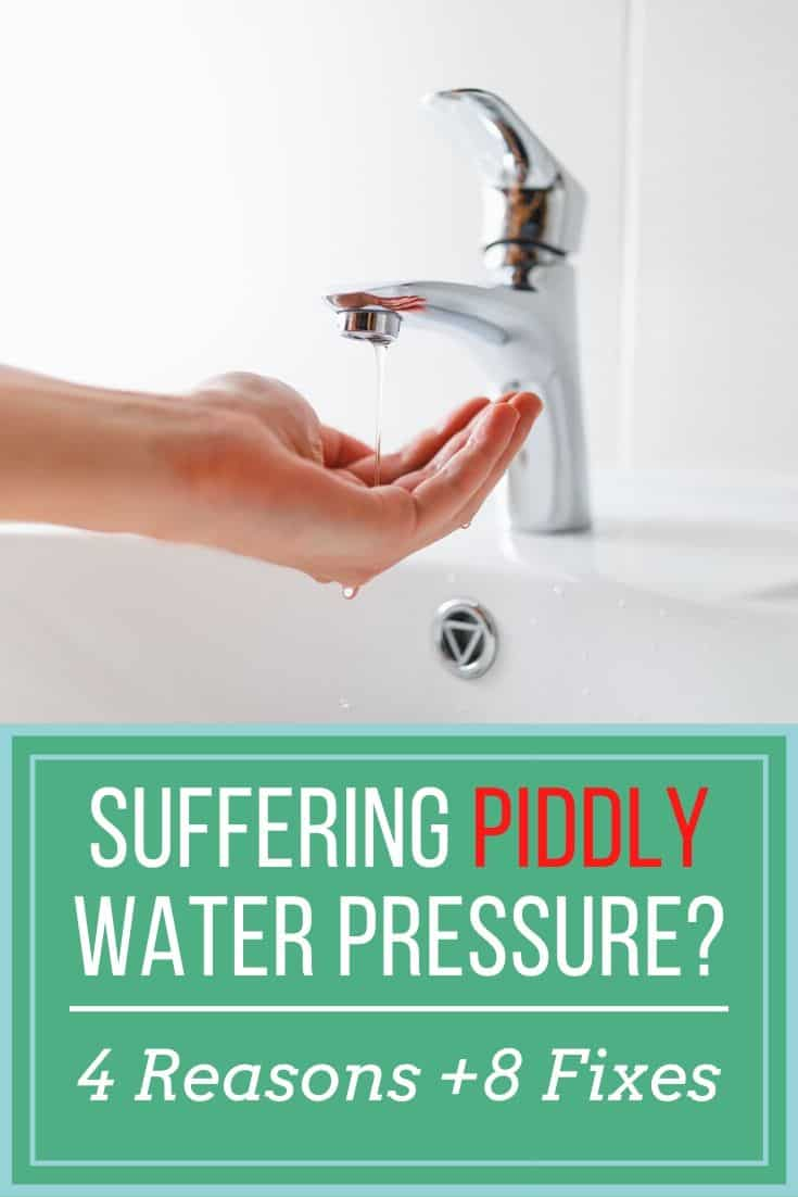 low water pressure in bathroom sink 4