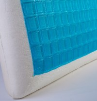 Home Sense Cool Gel Memory Foam Standard-Sized Comfort ...