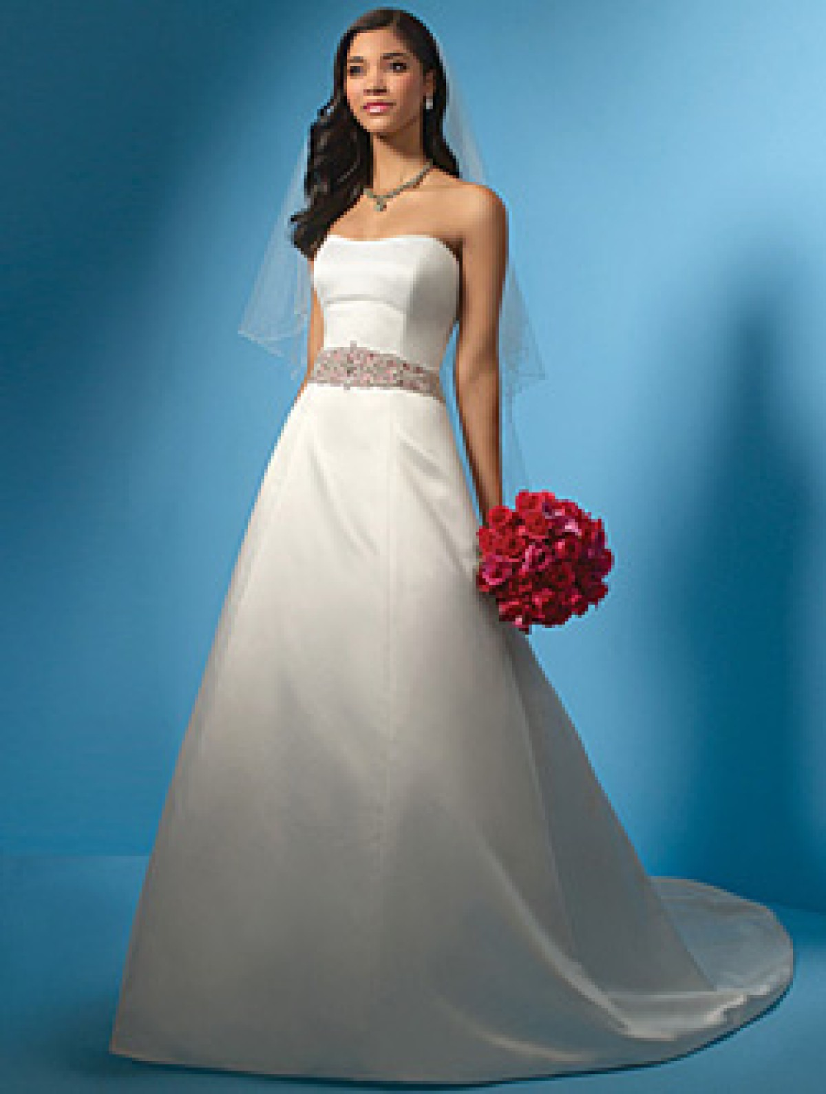 Alfred Angelo  Bargain Bridal Gown