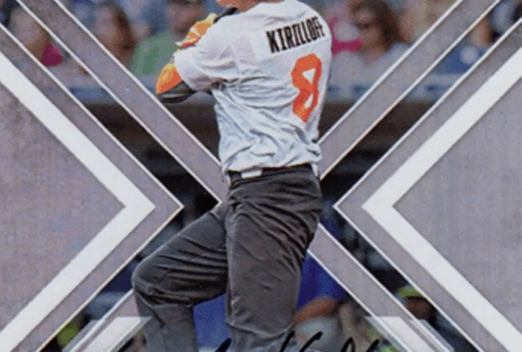 Alex Kirilloff Rookie Card Panini