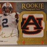 exquisite Cam Newton rookie card