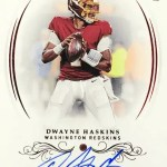 Flawless Dwayne Haskins Rookie Card
