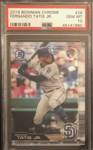 2019 Bowman Chrome