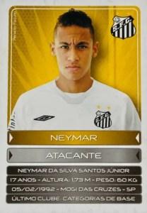 2009 Neymar rookie