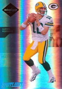Leaf aaron rodgers most valuable cards