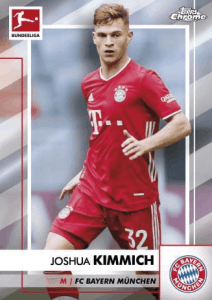 2020-21 Topps Chrome Bundesliga Base