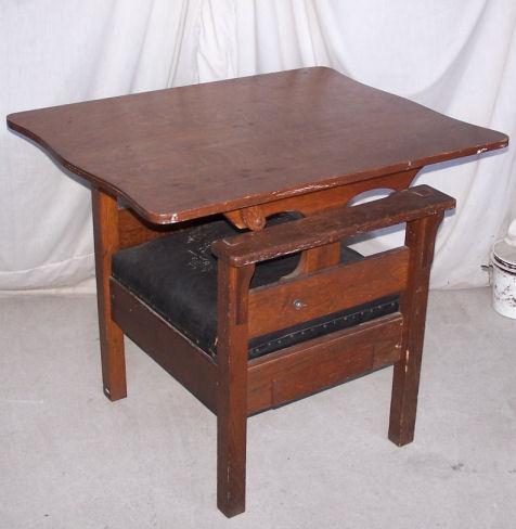 Bargain John's Antiques » Blog Archive Antique Mission Oak