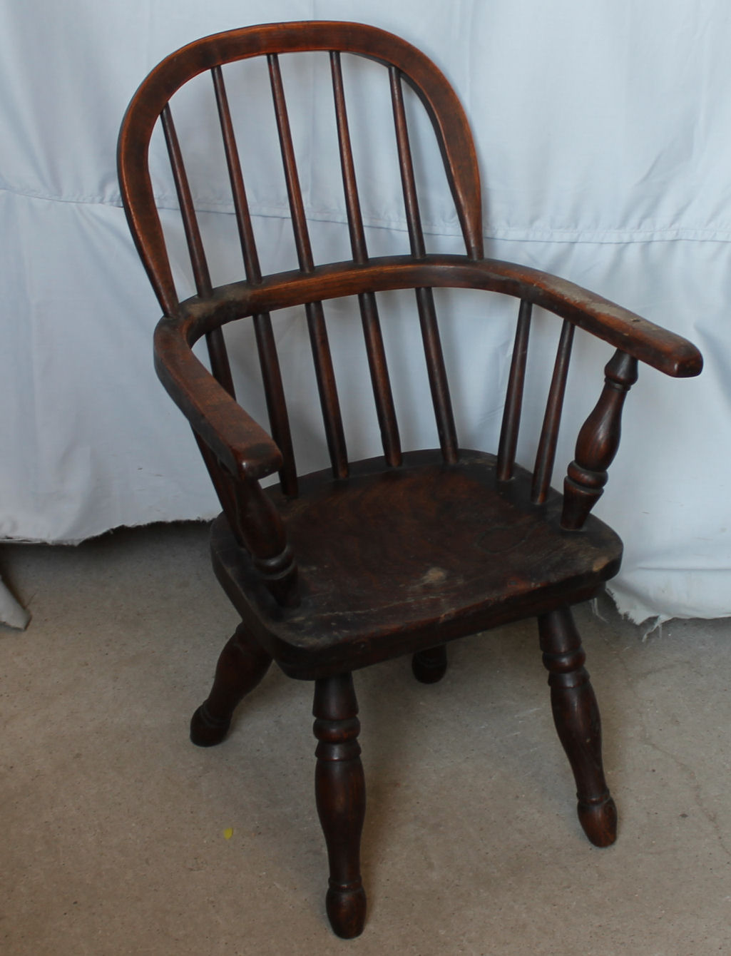 Windsor Style Chairs Bargain John 39s Antiques Windsor Winsor Style Childs Wood