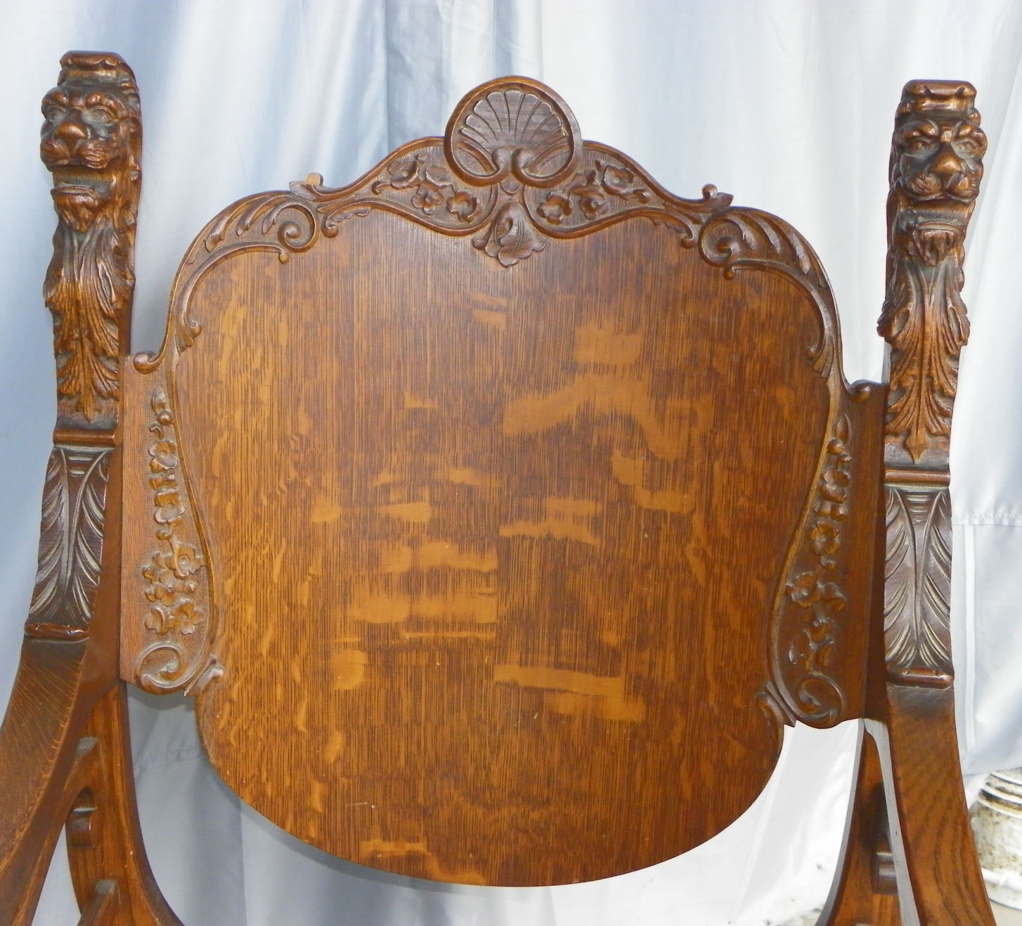 Lion Chair Bargain John 39s Antiques Blog Archive Antique Lion Head
