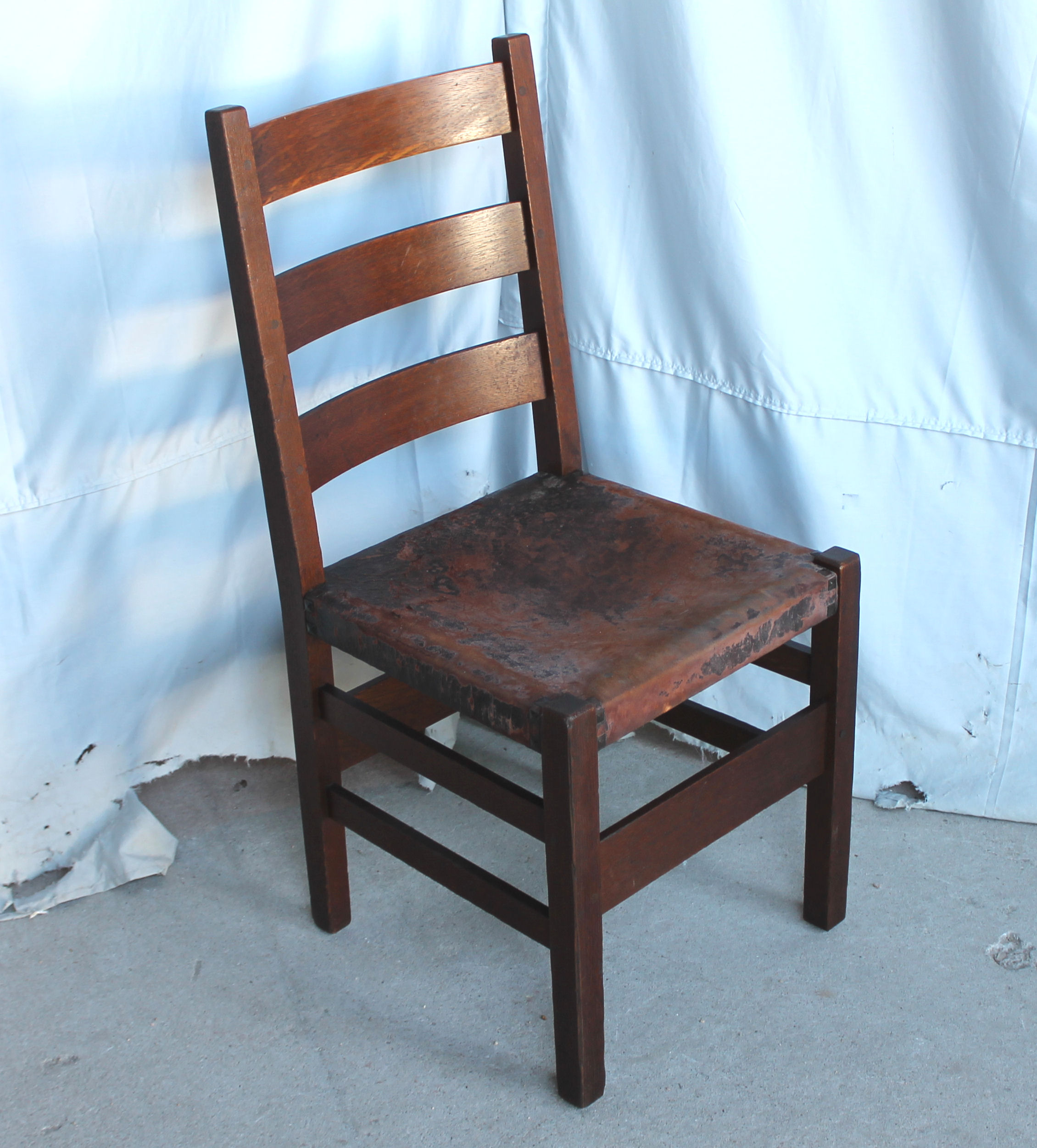 Stickley Chair Bargain John 39s Antiques Gustav Stickley Mission Oak