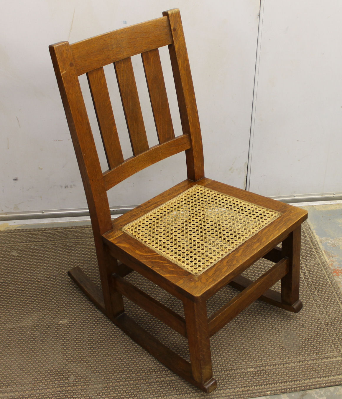 Sewing Chairs Bargain John 39s Antiques Stickley Brothers Mission Oak
