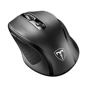 Wireless Portable Mobile Optical Mouse