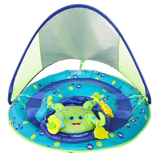 Baby Spring Float Activity Canopy