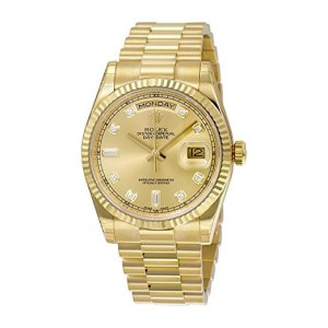 Rolex 18kt Yellow Gold