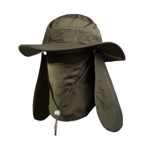 Sun Protection Fishing Cap