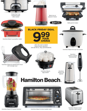 small kitchen appliances aid mixer covers kohl s big deals on free or 1 69 black friday 2017 need to update your