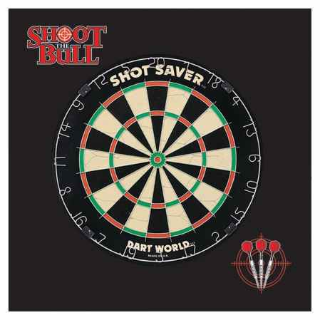 Around the World Darts Wall Protector