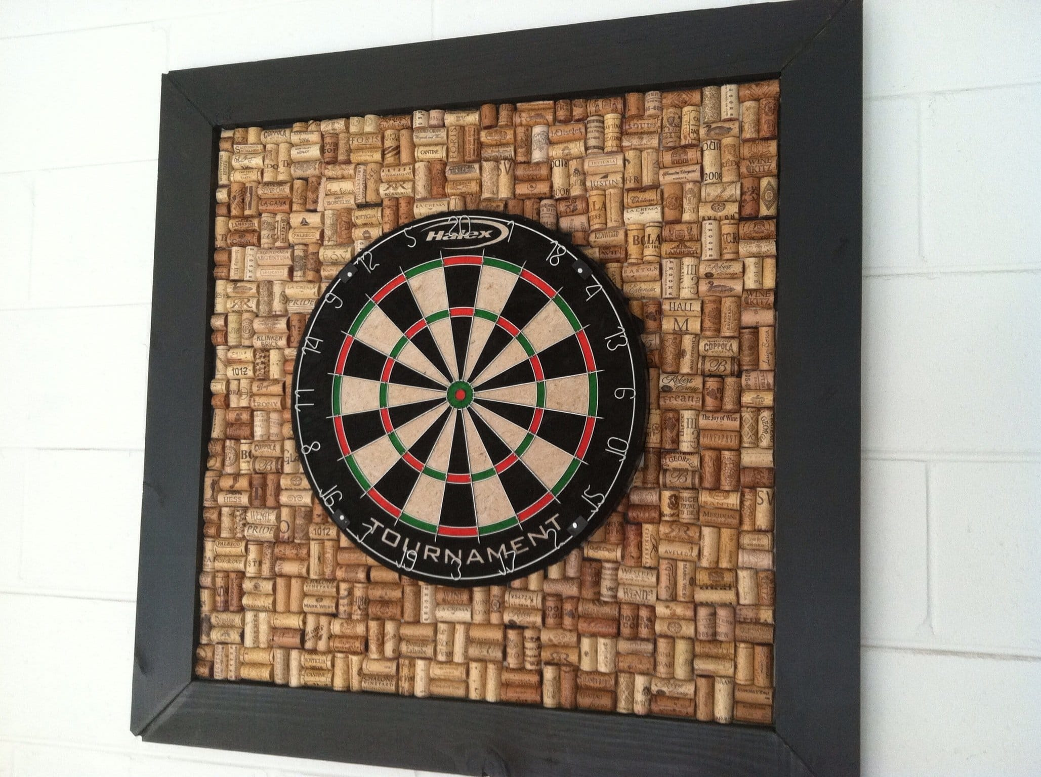 dartboard surround 2 bar games 101. Black Bedroom Furniture Sets. Home Design Ideas