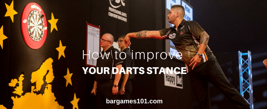 5 Simple Tips to Improve Your Darts Stance