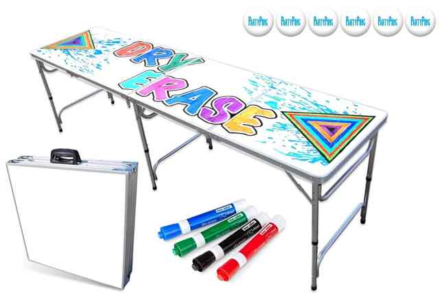custom beer pong tables_dry erase version