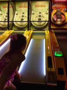 Skee Ball is Fun