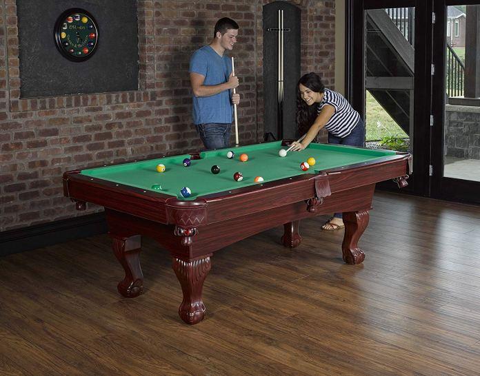 Triumph Santa Fe Billiards Table